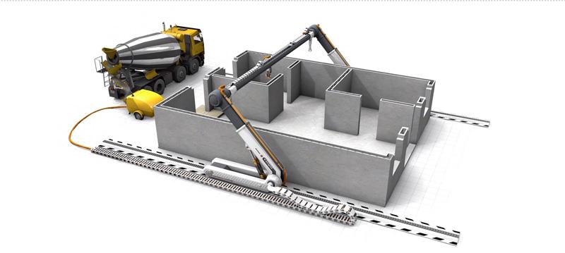 3d принтер для строительства домов своими руками