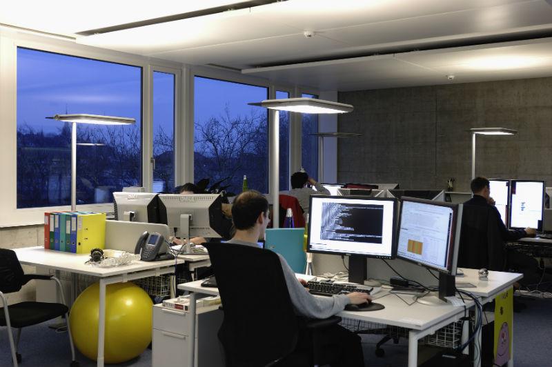 Дизайн проект кафетерия - разработка дизайна кафетерия под